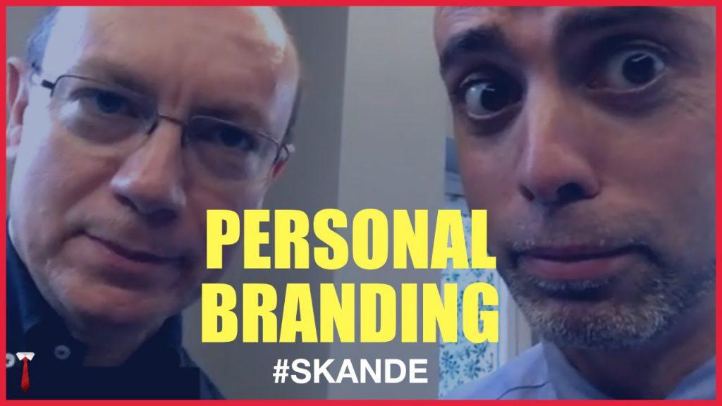Personal branding: 3 video consigli di Skande